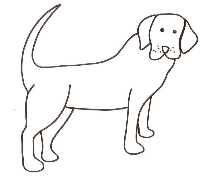 302 Dibujos De Perros Para Colorear Oh Kids Page 10