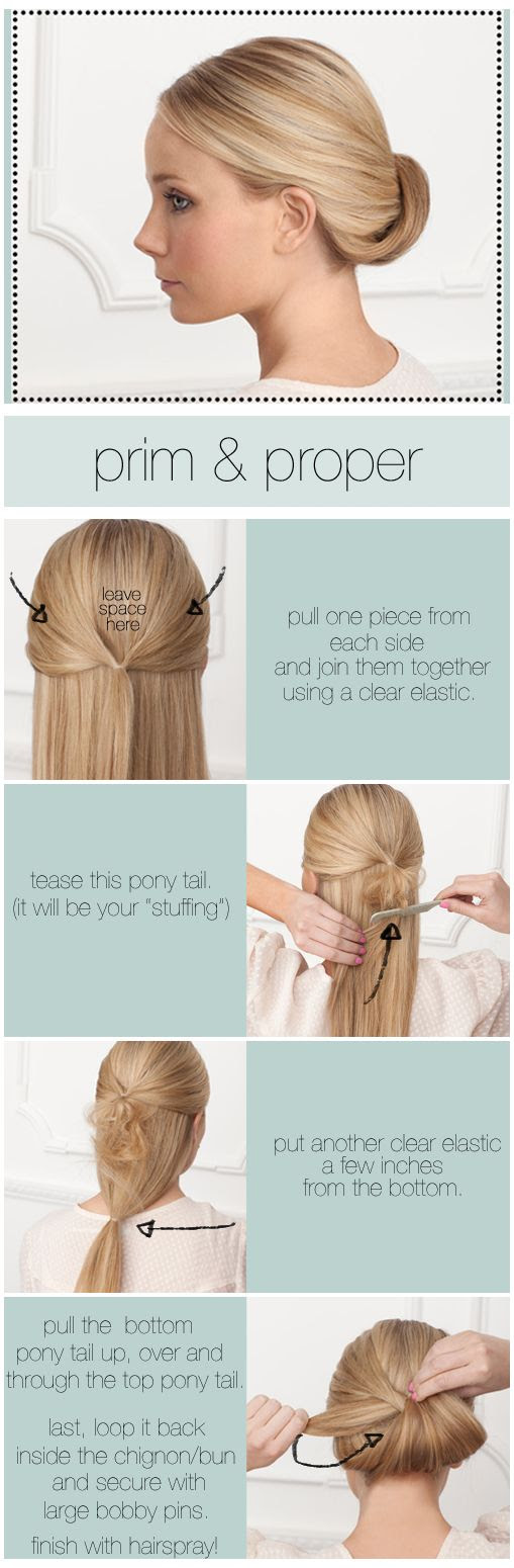 easy (?) hair!