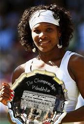 Serena Singles Finalist