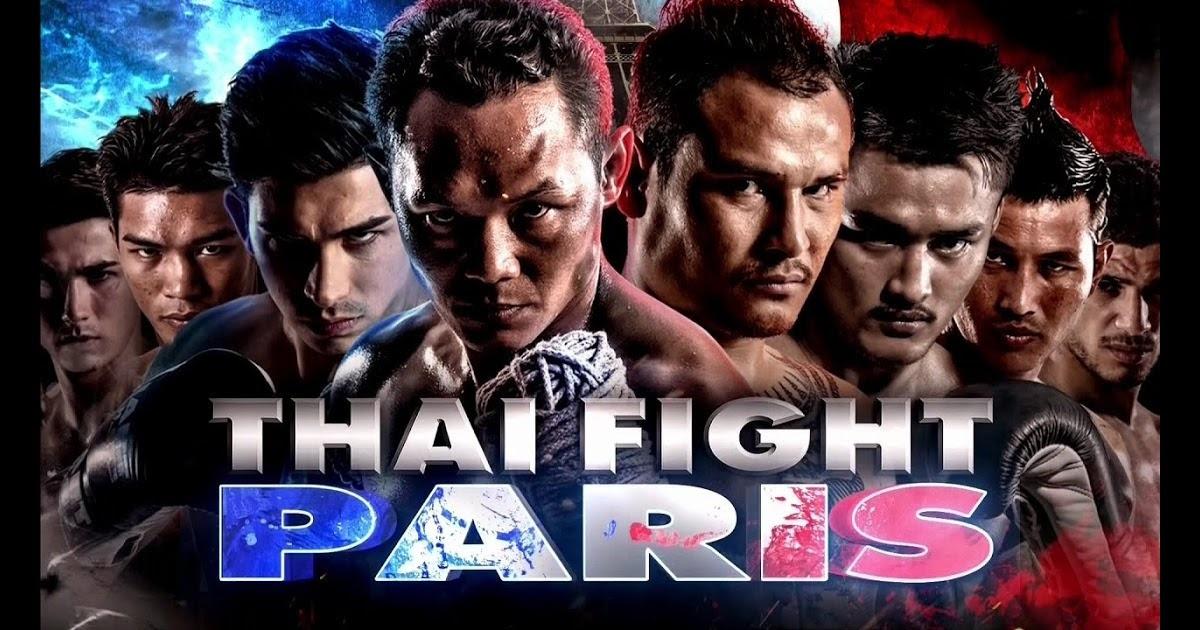 ไทยไฟท์ล่าสุด ปารีส Victor Pinto 8 เมษายน 2560 Thaifight paris 2017 https://goo.gl/VjT7Ni