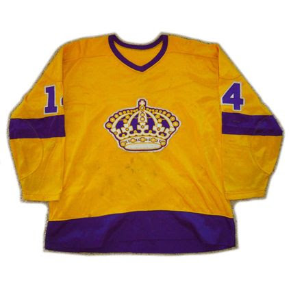 Los Angeles Kings 72-73 jersey