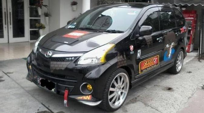 Koleksi Modifikasi Stiker Mobil Mobilio Terlengkap ...