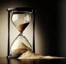 Antes que se acabe el tiempo.