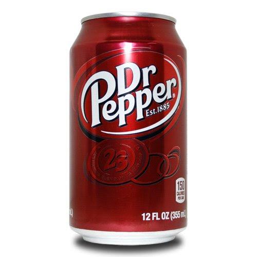【Dr.pepper】ドクターペッパー 355ml