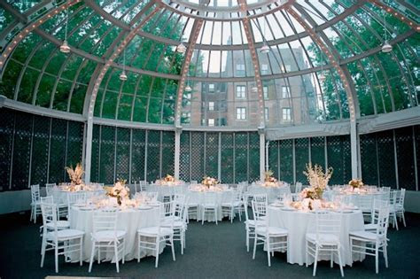 Brooklyn Botanic Garden Wedding from Kristina Hill