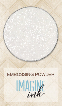 Imagine Ink - Embossing Powder - Pearl