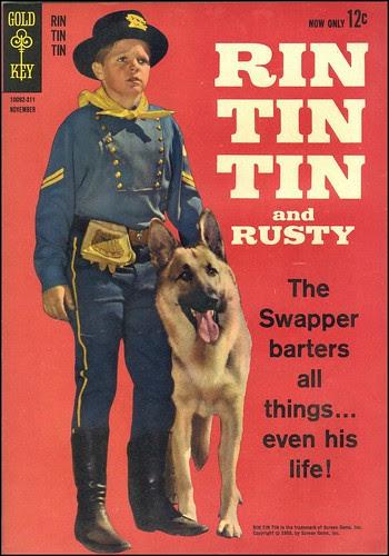 Rin Tin Tin and Rusty #1
