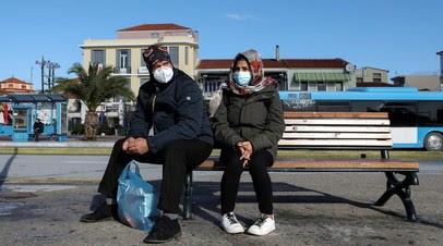 В Греции ужесточат карантинные меры