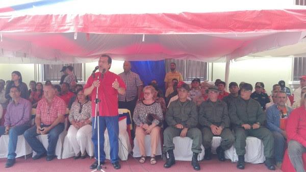 Ministro Adán Chávez: Promoveré la lucha contra la transculturización