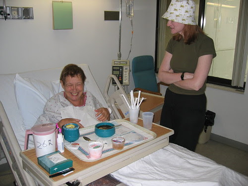 Good Times in the Hospital