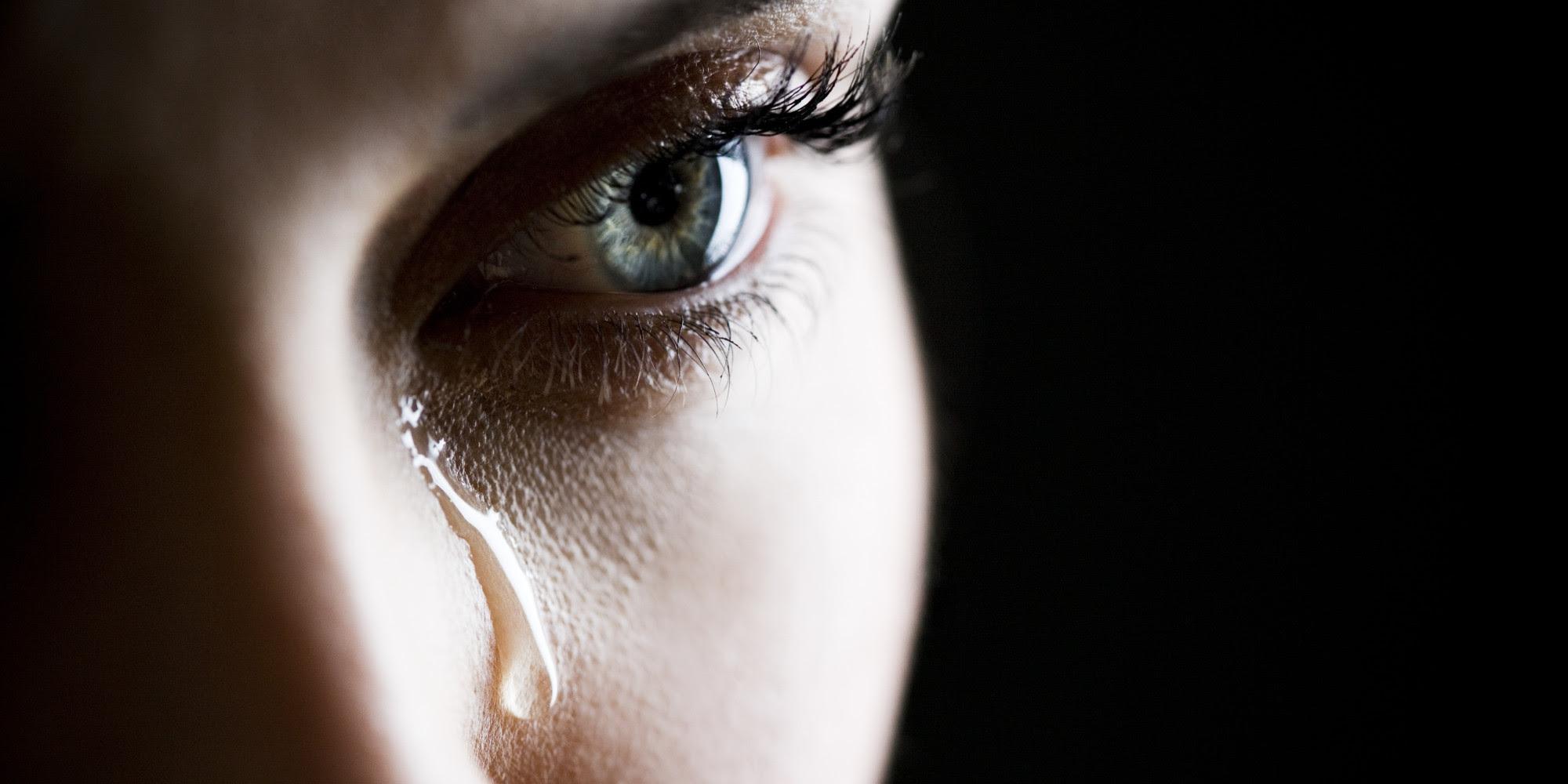Girls Crying Eyes Quotes