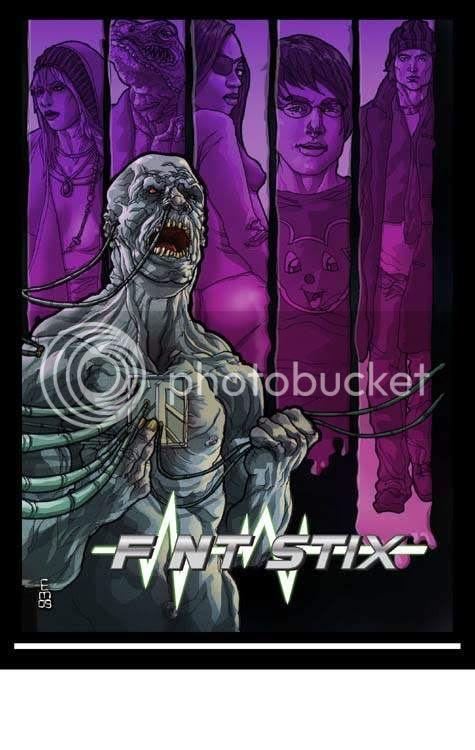 Fantastix cover