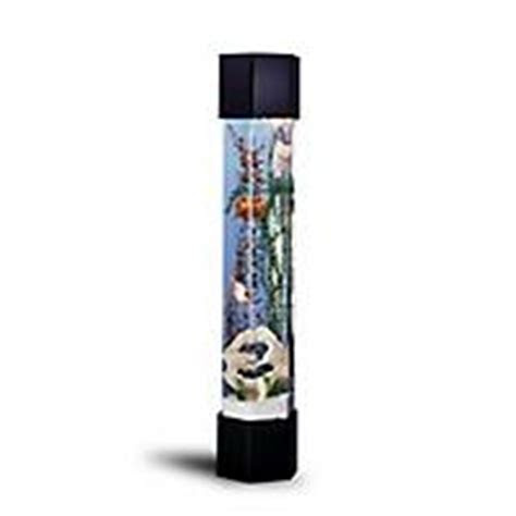 fs ft tall aquatower hexagon acrylic aquarium fish tank