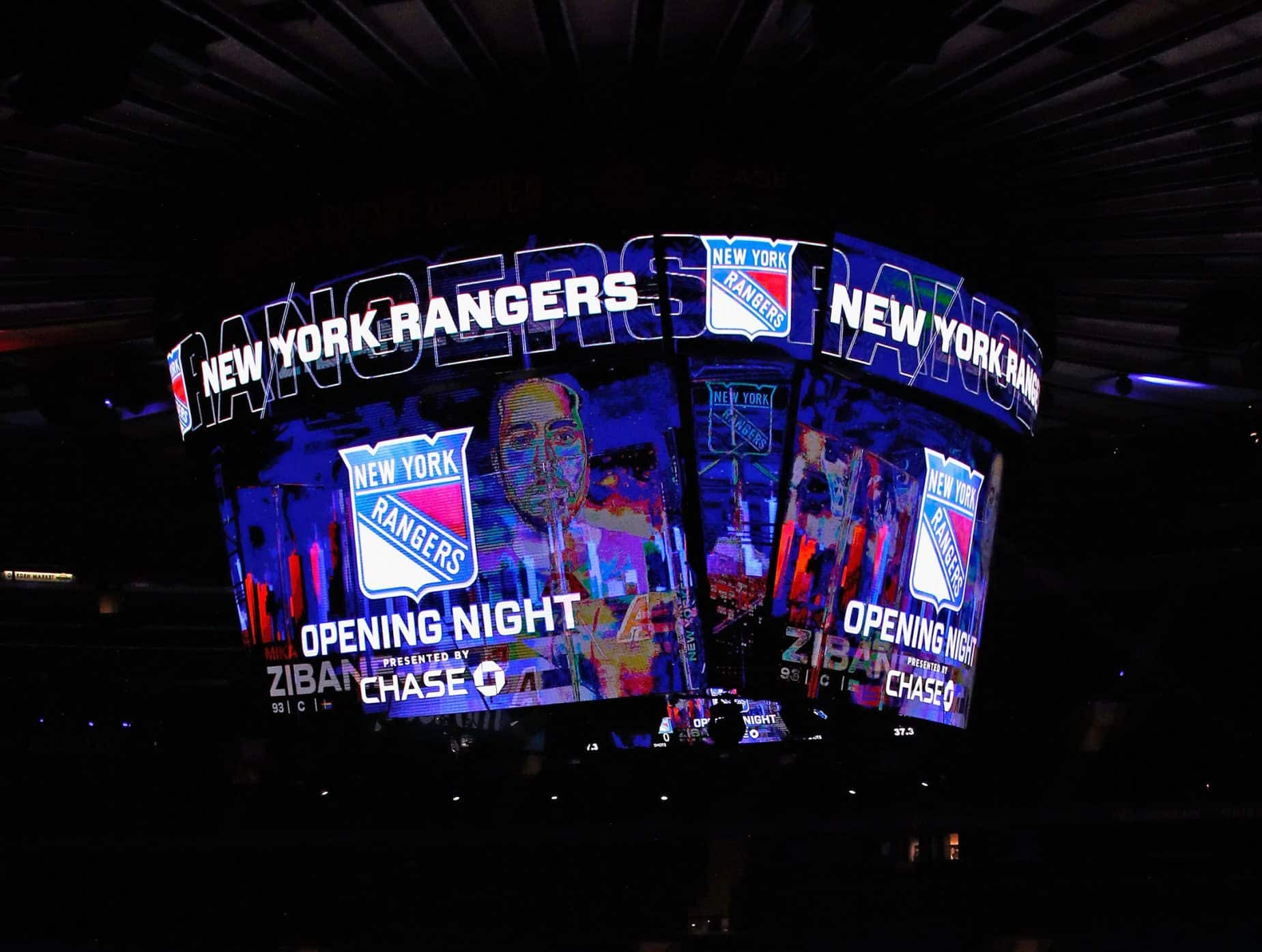 New York Rangers home opener no cake walk with Dallas Stars in town