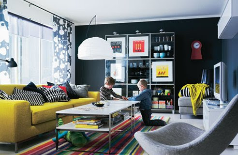 8-Ikea-Living-Room-Design | Home Interior Design, Kitchen and ...