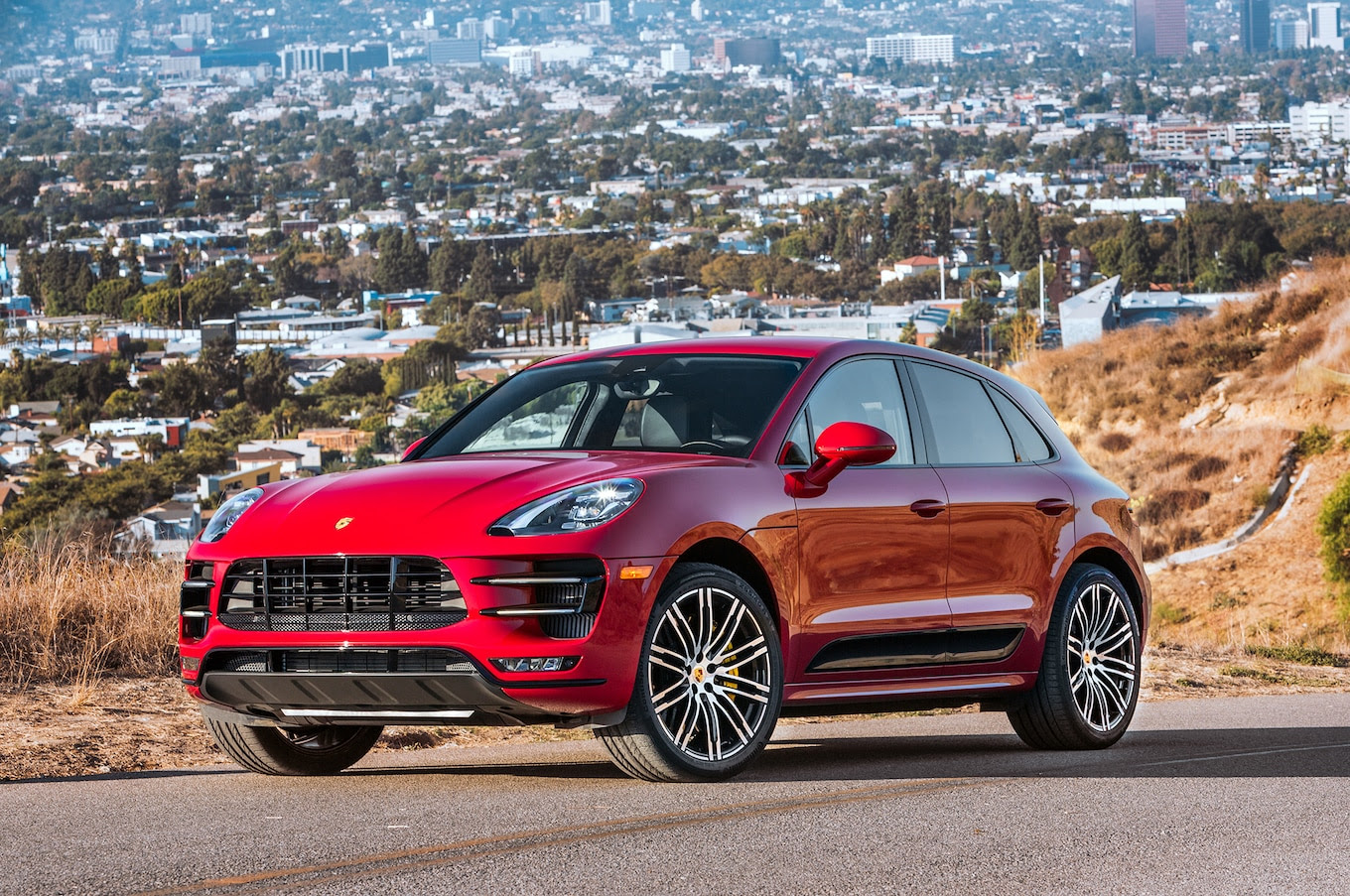 2017 Porsche Macan Turbo With Performance Package First Test