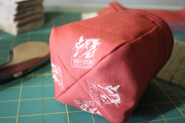 Spirit of the Century Dice Bag from Dragon Chow Dice Bags