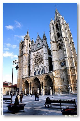 Catedral de León #4 by VRfoto