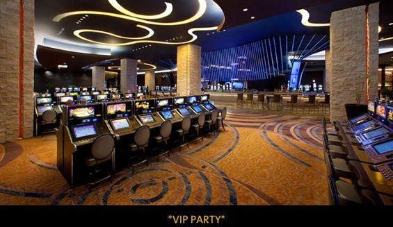 Hard Rock Casino, Punta Cana: VIP Party!