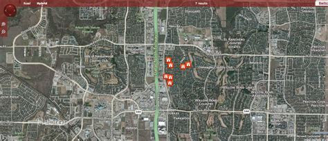 willow bend west luxury homes  sale  plano texas
