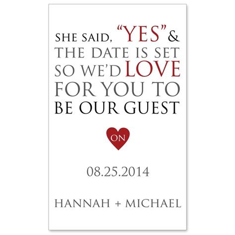 save  date wording ideas  pinterest