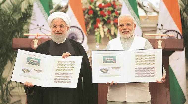India, Iran agree to eliminate 'forces that support terror'
