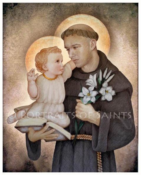 IMG ST. ANTHONY of Padua