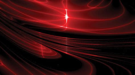 red waves wallpapers high quality