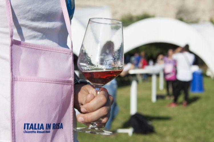 Italia in Rosa fa dieci anni 100 cantine espongono i loro rosati