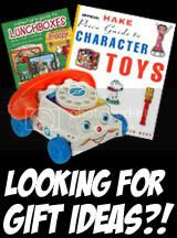 Looking for Gift Ideas Retro Toy Store To Buy Games, Books, price guides, antiques, Marx, Ideal, vintage, shop, for buying shopping