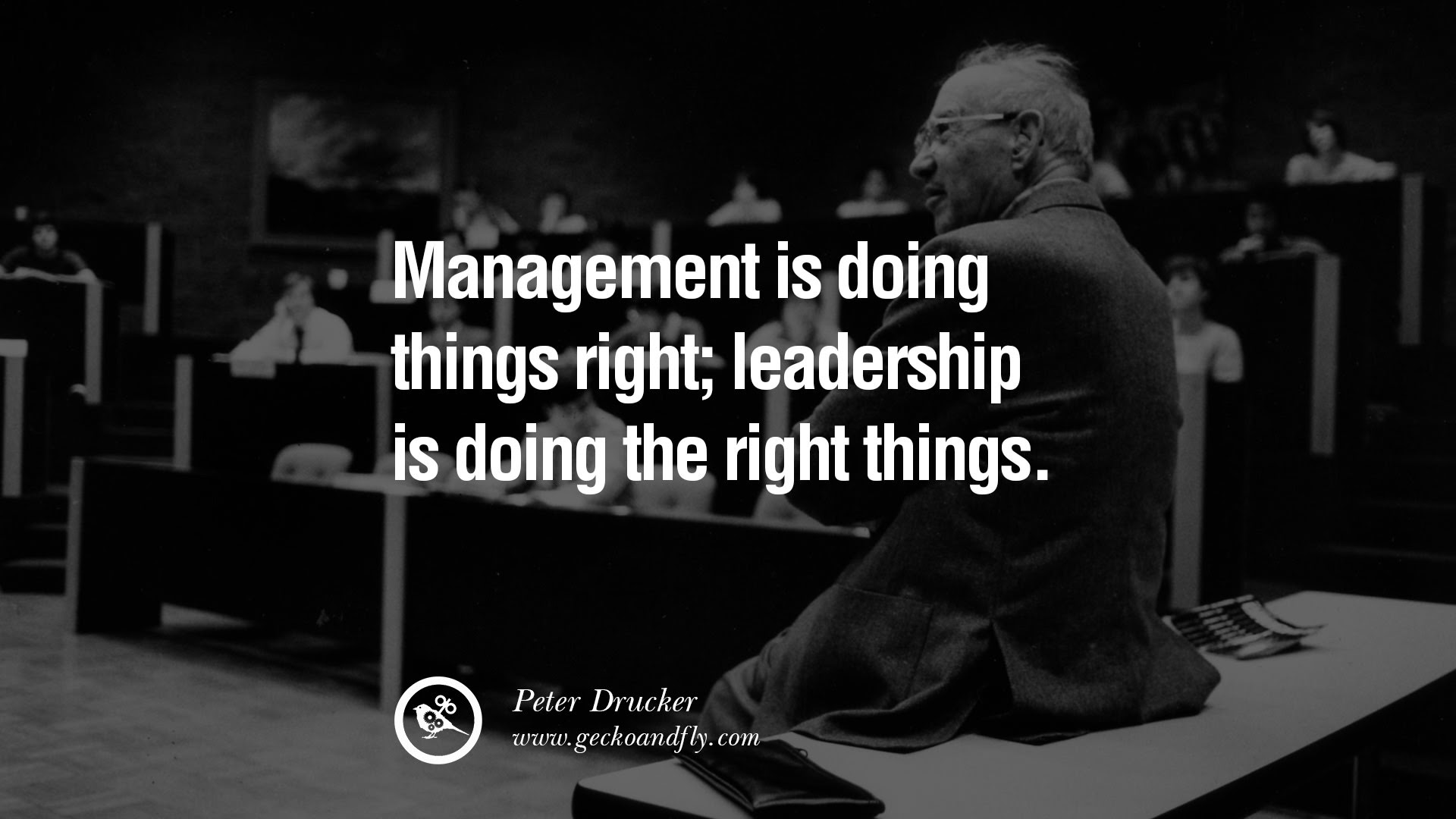 Quotes About Management And Leadership 49 Quotes