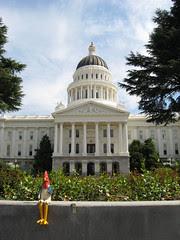 Biff at CA Capitol
