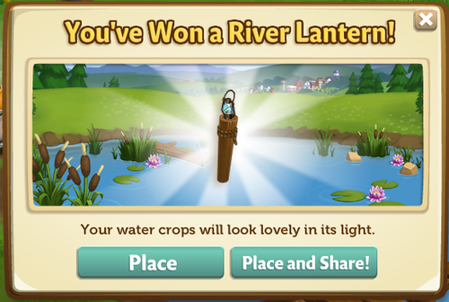 Dive into River Farming - FarmVille 2