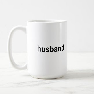 Husband Mug zazzle_mug