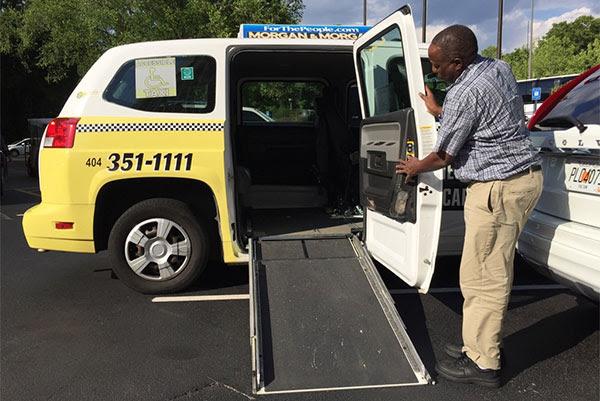 Atlanta Wheelchair Accessible Taxis Wheelchairtravel Org
