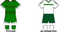 Uniforme Selección Itakyry de Fútbol