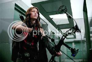 Jessica Biel in Blade:Trinity