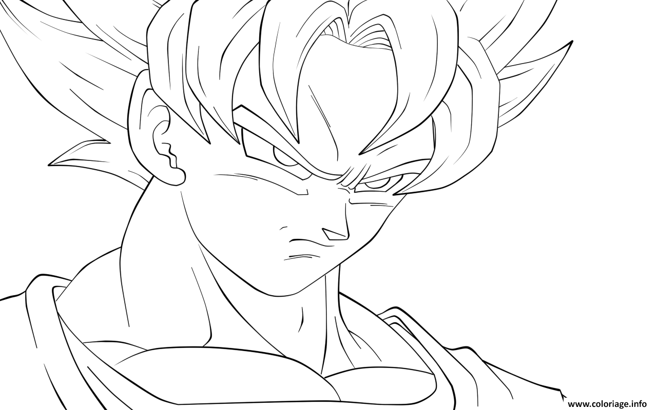 Coloriage Dragon Ball Z 198 Jecoloriecom