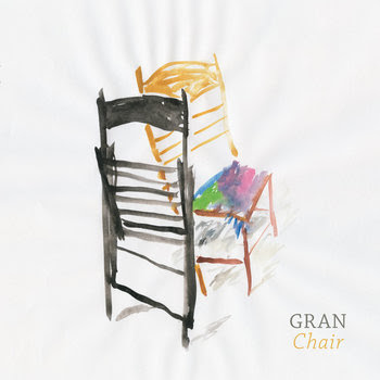 Chair cover art