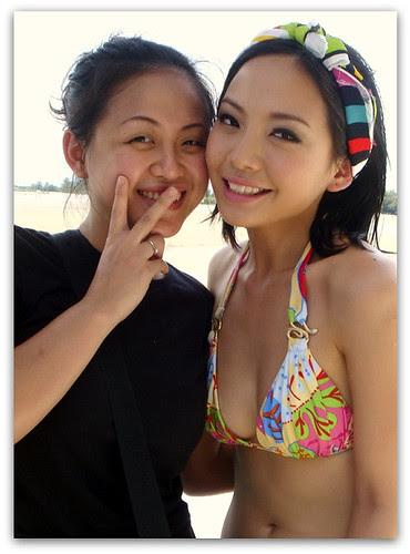Miss Astro 2008 ~ Me & LiNaa