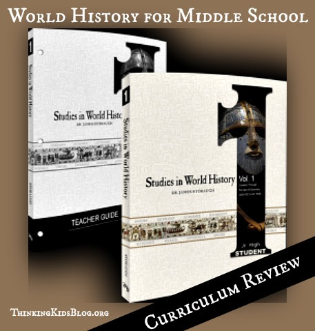 Middle School World History from a Christian Worldview