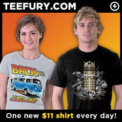 TeeFury.com: $11 limited edition tshirts!