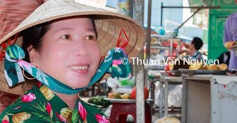 Vietnam || Tan Quoi Rural Market || Vinh Long Province