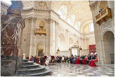 International wedding in Paris by One and Only Paris