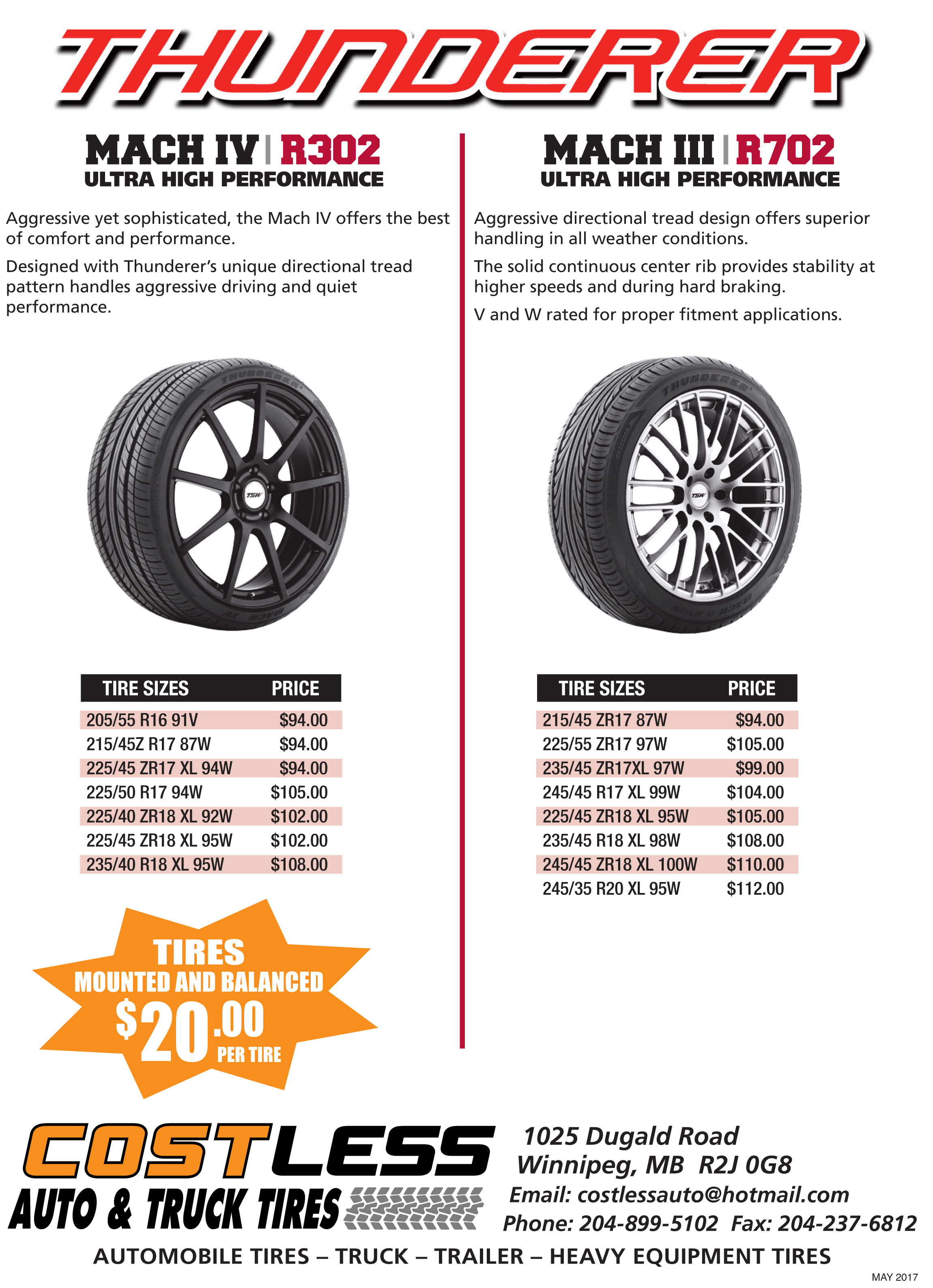 Tire Prices Costless Auto And Truck Tires
