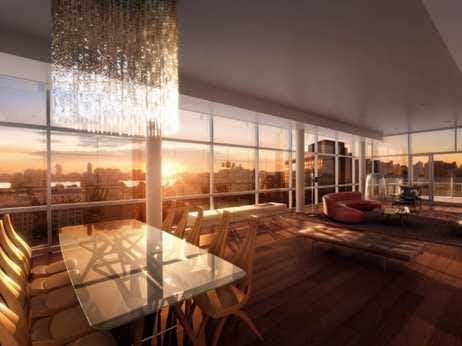 Richard Handler's Apartment - Business Insider