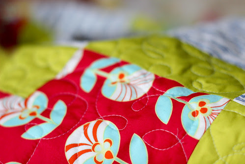 Quilting by Jeni Baker
