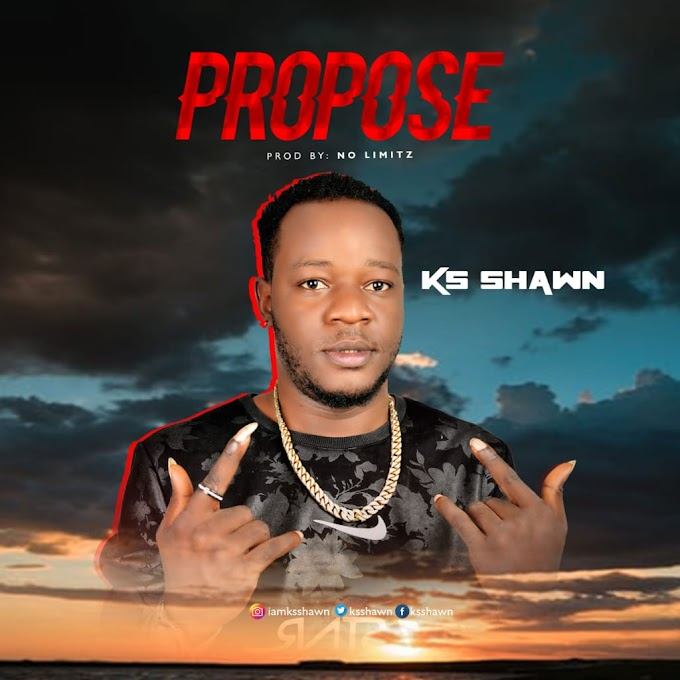 KS SHAWN – PROPOSE (PROD. NO LIMITZ)