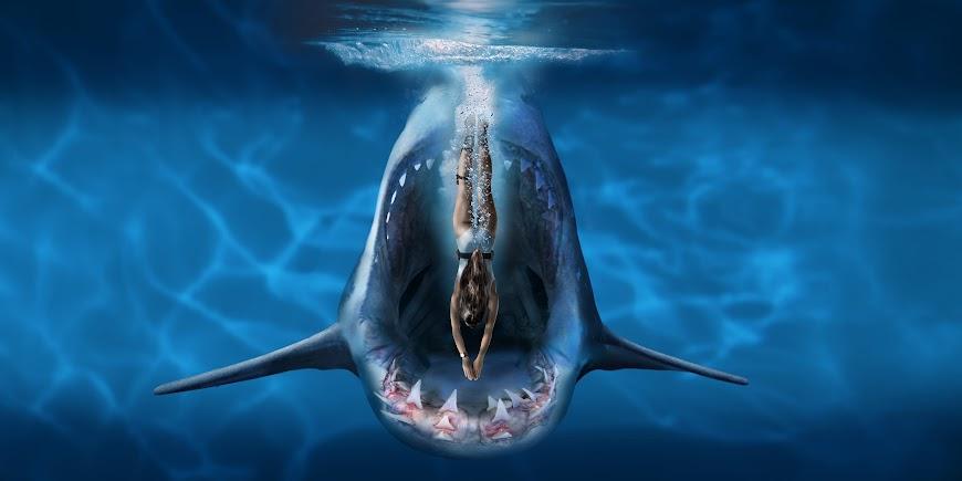 Deep Blue Sea 3 (2020) English Full Movie Watch Online