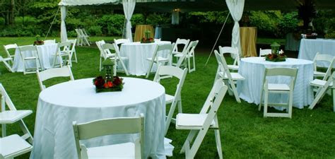 Cheap Table And Chair Rentals & Chairs Sc 1 St Party Pros